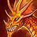 Дракон-маг огня Лафрид