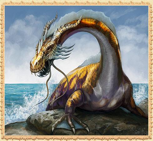 Взрослый геланф - информация о существе из бесплатной онлайн ролевой игры (RPG) Легенда: Наследие Драконов.