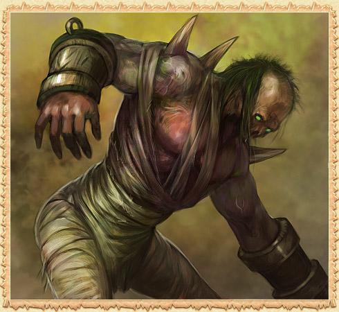 Зомби-хранитель