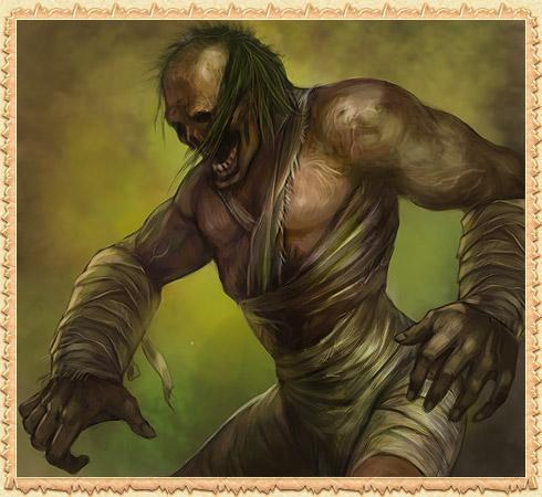 Зомби-постовой