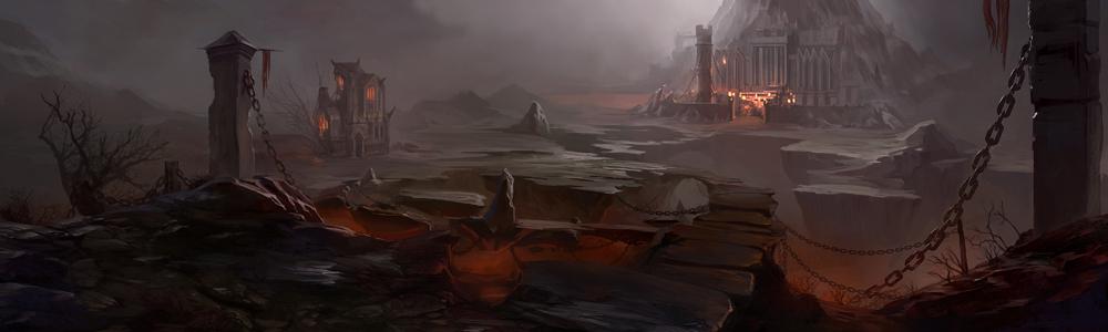 Бездонная расщелина