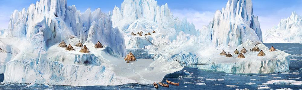 Пристань айсбергов