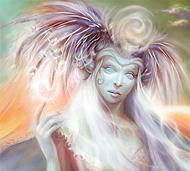 Божество воздуха Сильфея