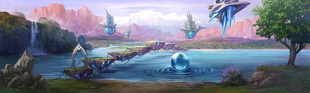 Зачарованное озеро