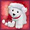 Медвежонок Снеговей