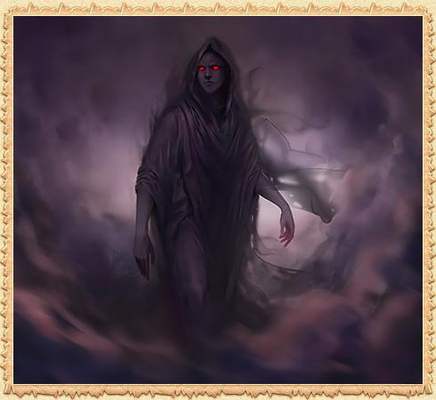 Тень павшего воина