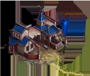 Псарня в поместье - игра Двар - Легенда, наследие Драконов - Люди