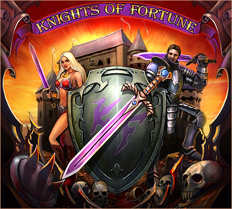 Герба клана Knights of Fortune